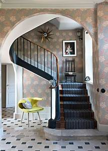 10 cages d39escalier originales marie claire With nice couleur pour une cage d escalier 17 deco cage escalier 50 interieurs modernes et