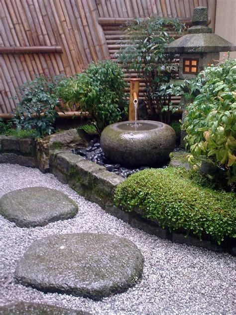 beautiful zen garden ideas  backyard  small