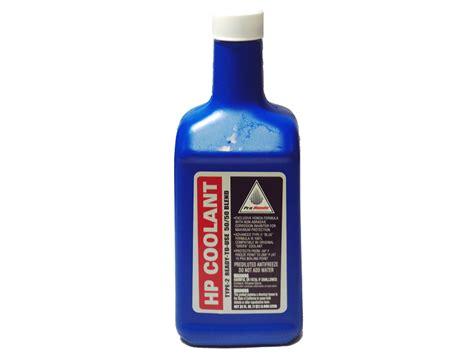 Honda Type 2 Hp Coolant Oem 50/50 Blend 32 Fl Oz 08c50