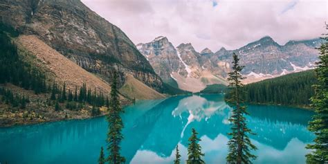 Canadian Rockies Are Magical In Stunning Drone Video