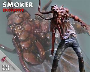 Left 4 Dead Smoker Statue Images and Info - The Toyark - News