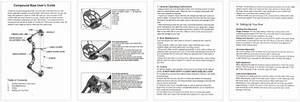 Rage Compound Bow User Manual