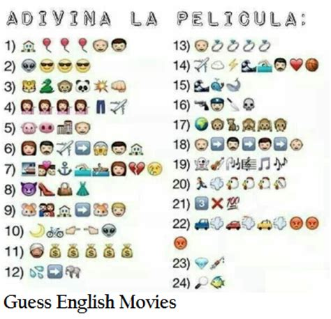 guess english movies puzzlersworldcom