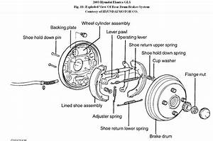 2004 Hyundai Accent Parts Diagram