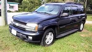 2003 Chevrolet Trailblazer Ext Lt Startup And Review  No