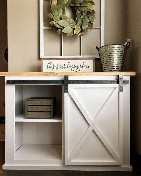 farmhouse china cabinet plans diyhd 39 quot wooden cabinet sliding barn door hardware mini
