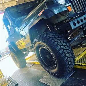 Tire Height Comparison Chart Devin 39 S 1994 Jeep Wrangler S