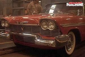 CHRISTINE (1983) – RIPPER CAR MOVIES  Christine