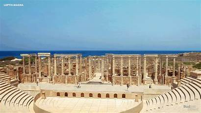 Palmyra Factors Instability Damaged Libya Environmental Due
