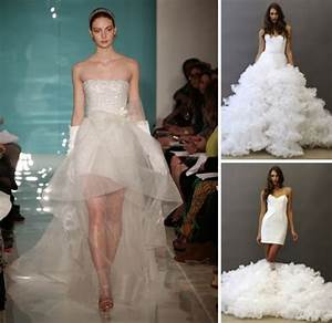 2 in 1 wedding dresses convertible bridal and bridesmaid With 2 in 1 convertible wedding dresses