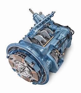 Eaton Unveils New Manual Transmission Design  Providing