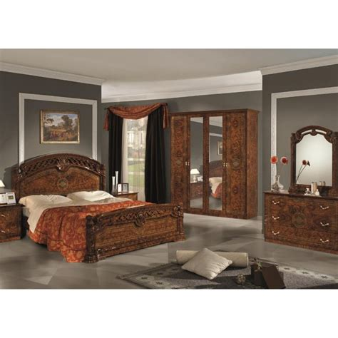 chambre a coucher complete italienne meuble italien chambre a coucher chambre a