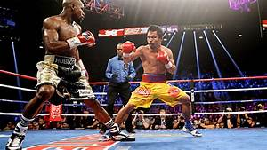 LONG READ On the trail of Floyd Mayweather and Manny ...