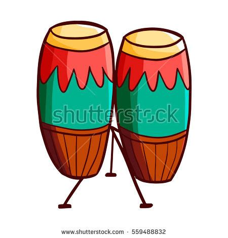 Air Drumming Percussion Instrument