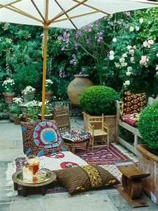 20 Awesome Bohemian Porch Dcor Ideas DigsDigs