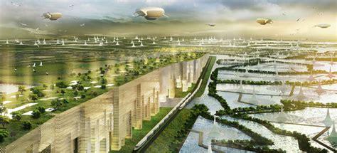 Water City of the Future / Shma - eVolo