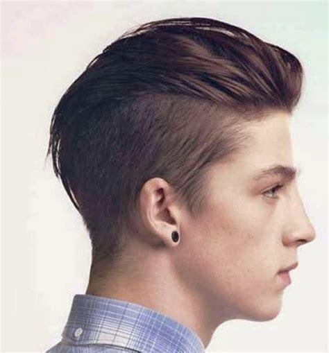 jenis jenis model potongan rambut ideal  pria trend