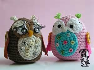 Owl Obsession Crochet Pattern