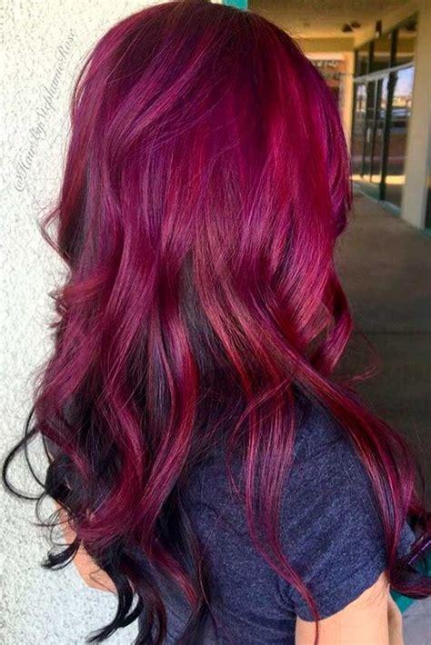 loveliest magenta hair color ideas magenta hair