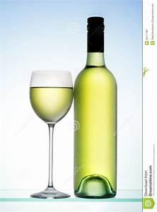 Customiser Une Bouteille De Vin : verre bouteilles de vin blanc image libre de droits ~ Zukunftsfamilie.com Idées de Décoration
