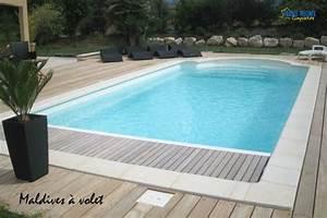 Volet Roulant Piscine Pas Cher : kit volet roulant piscine mesdemos ~ Mglfilm.com Idées de Décoration