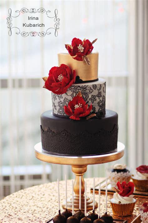 goldblack  red birthday cake cake  irina
