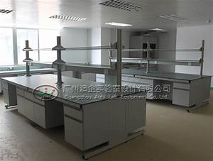 China Acid Resistant Portable Chemistry Laboratory Island