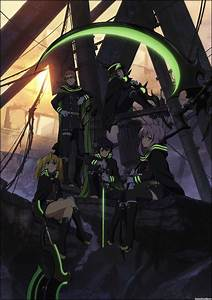 Seraph Of The End  Anime