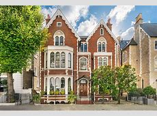 Phillimore Place, Kensington, London, W8 a luxury home