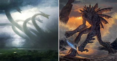 The 10 Most Powerful Creature Cards In Magic: The ...