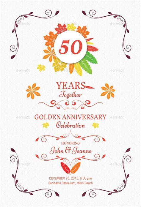 32+ Anniversary Invitation Templates PSD Vector EPS AI