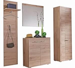 Garderobe Online Kaufen : garderobe eichefarben online kaufen xxxlshop ~ Frokenaadalensverden.com Haus und Dekorationen