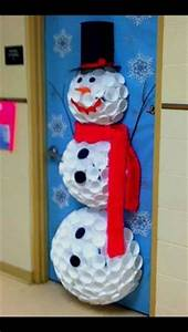 1000 ideas about Snowman Door on Pinterest