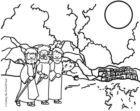 Emmausgangers Kleurplaat by Road To Emmaus Coloring Page Coloring Pages Are A Great