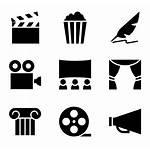 Theatre Theater Icons Cinema Icon Packs Vector