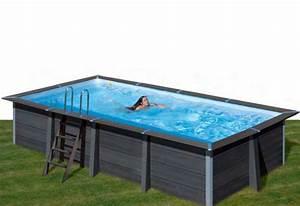 Piscine Hors Sol Composite : piscine rectangulaire composite ~ Dode.kayakingforconservation.com Idées de Décoration