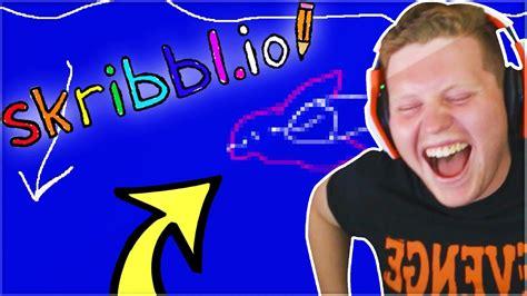 funniest drawing game skribbleio youtube