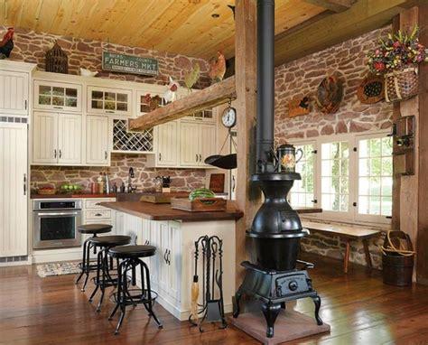 grange cuisine comment aménager une grange conseils superbes et efficaces