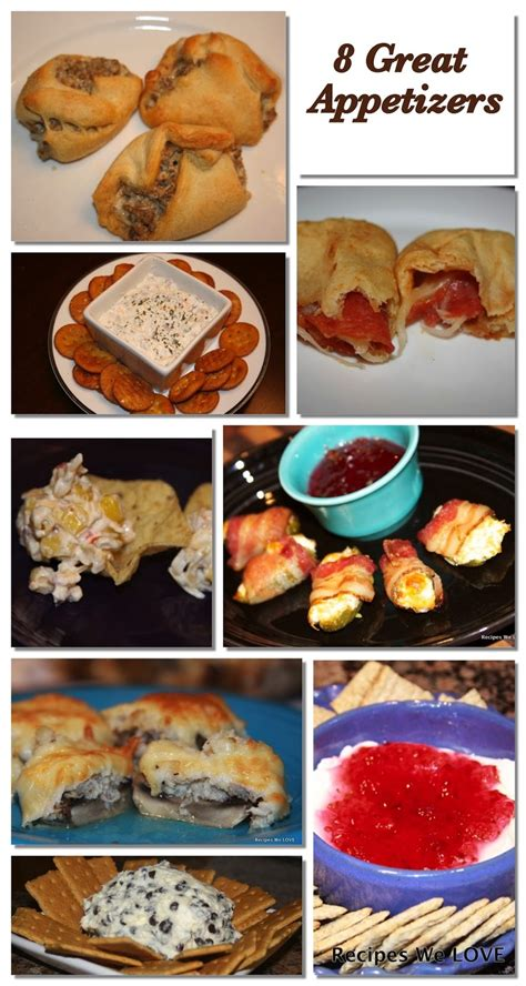 17 Best Images About Recipes  Party Time On Pinterest