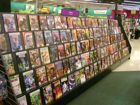 Comic Book Store Near Me  Find Your Local Service