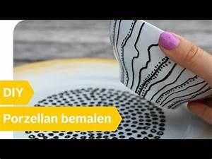 Porzellan Bemalen Anleitung : botz freude an keramik 1 ikea teller doovi ~ Markanthonyermac.com Haus und Dekorationen
