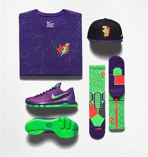 Nike KD 8 Suit Clothing Shirt Socks Hat | SneakerFits.com