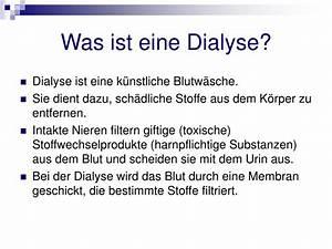 Was Ist Eine Diele : ppt dialyse powerpoint presentation id 6460521 ~ Lizthompson.info Haus und Dekorationen