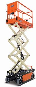 Narrow Electric Scissor Lifts