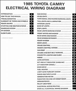 2001 Toyota Tundra Wiring Diagram Manual Original 24596 Getacd Es