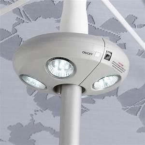Lampe Sans Fil Deco : lampe led sans fil pour parasol le blog lux et d co ~ Teatrodelosmanantiales.com Idées de Décoration