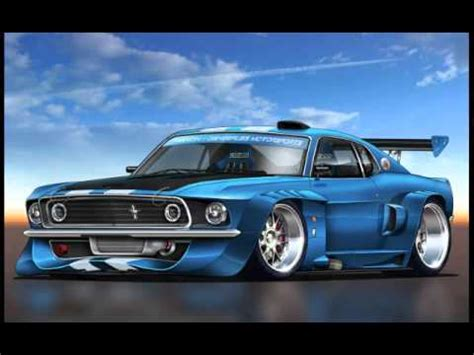 Cool cars and trucks - YouTube