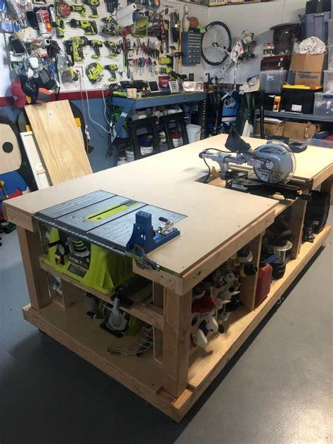 workbench workbenches woodworking projects diy