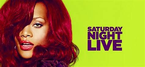 Video: Rihanna's 'Shy Ronnie' SNL Skit - That Grape Juice