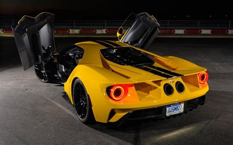 The First Of A New Breed Of Supercars